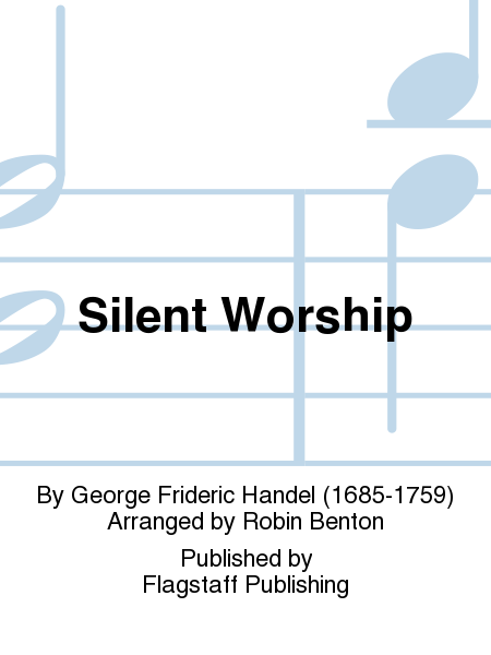 Cover of Silent Worship