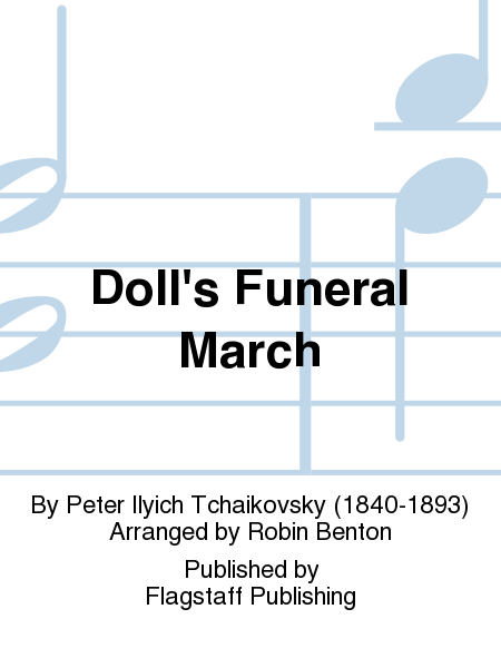 Cover of Doll's Funeral March