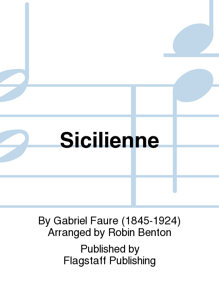 Cover of Sicilienne