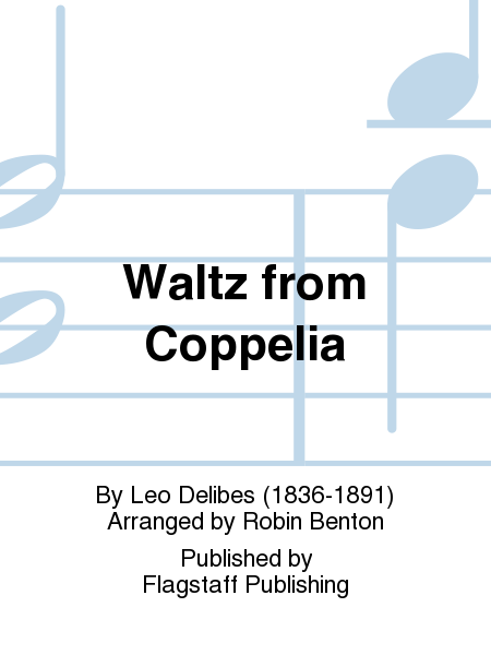 Cover of Waltz from Coppelia
