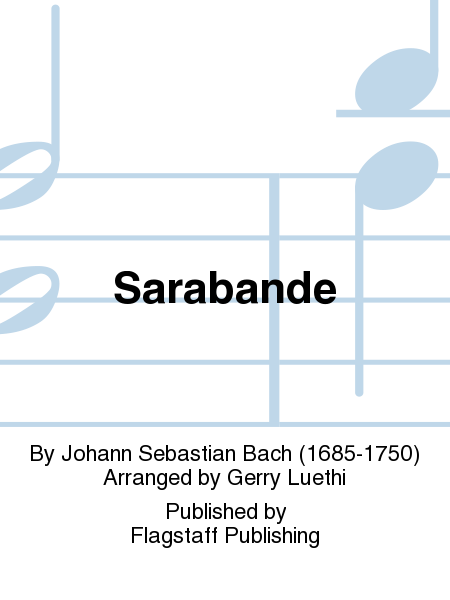 Cover of Sarabande