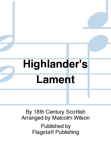 Cover of Highlander's Lament