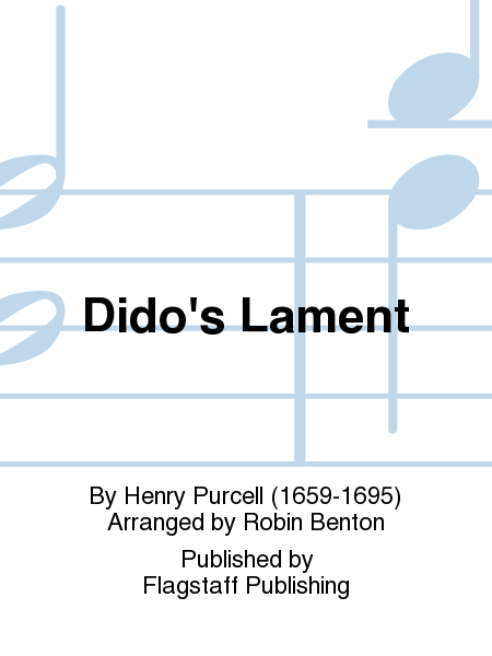 Cover of Dido's Lament