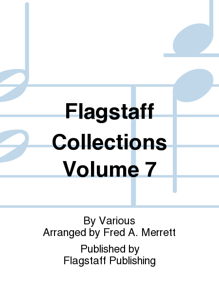 Cover of Flagstaff Collections Volume 7