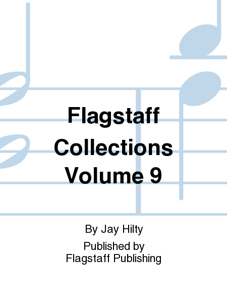 Cover of Flagstaff Collections Volume 9