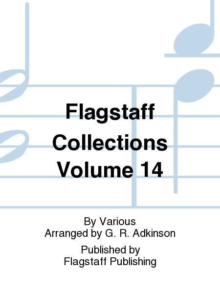 Cover of Flagstaff Collections Volume 14