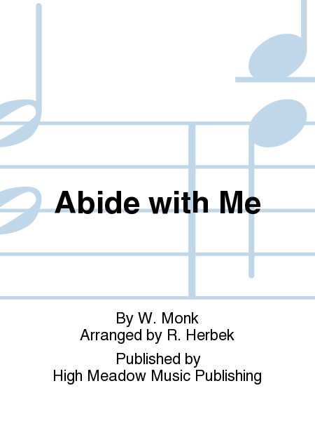 Cover of Abide with Me