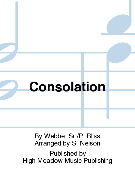 Cover of Consolation