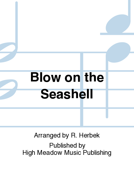 Cover of Blow on the Seashell