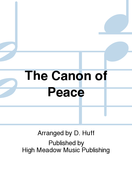 Cover of The Canon of Peace