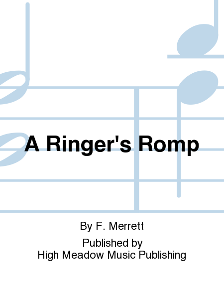 Cover of A Ringer's Romp