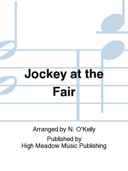 Cover of Jockey at the Fair