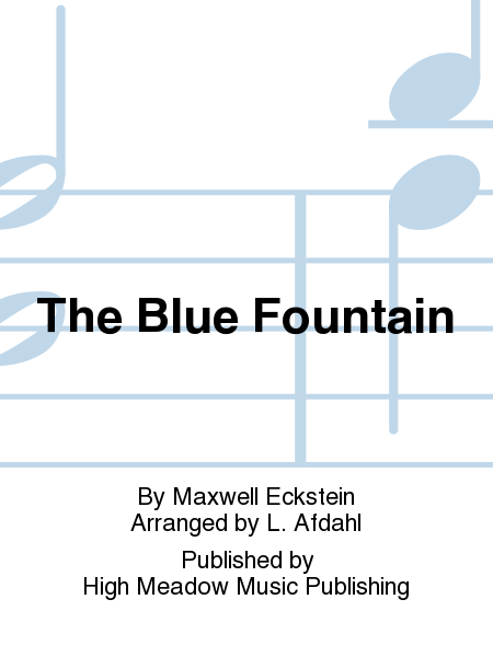 Cover of The Blue Fountain