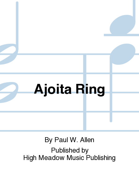 Cover of Ajoita Ring