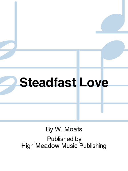 Cover of Steadfast Love