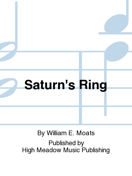 Cover of Saturn's Ring