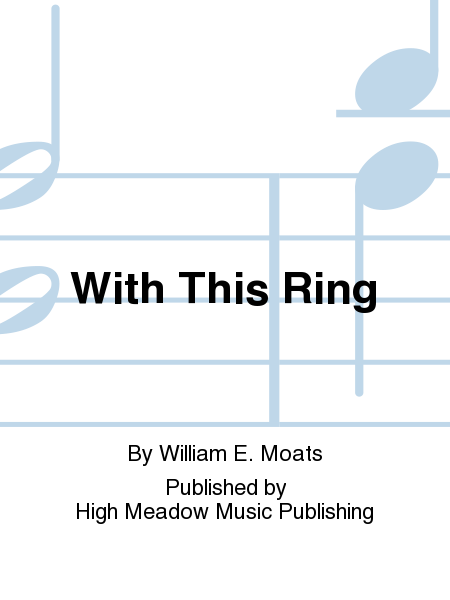 Cover of With This Ring