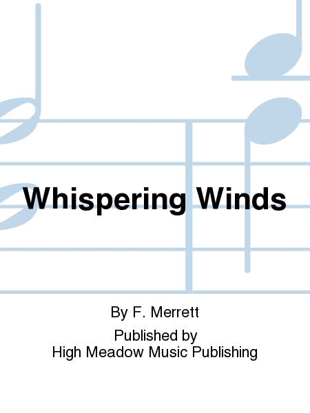 Cover of Whispering Winds