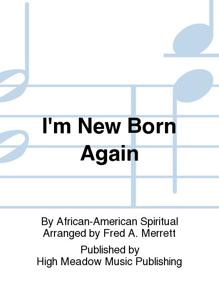 Cover of I'm New Born Again