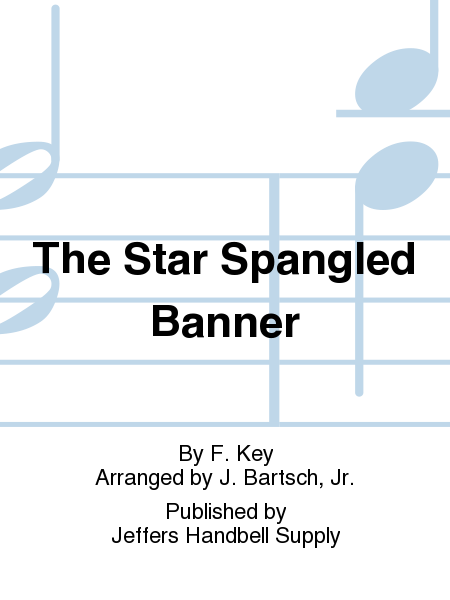 Cover of The Star Spangled Banner