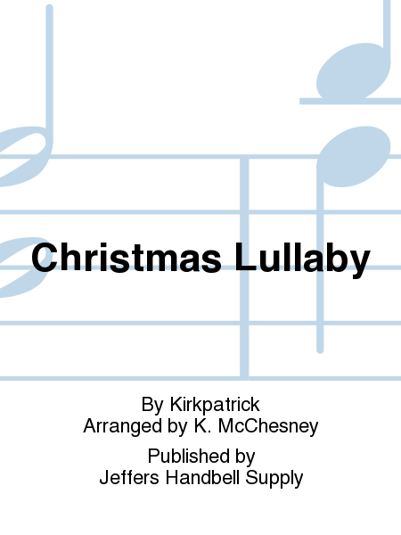 Cover of Christmas Lullaby
