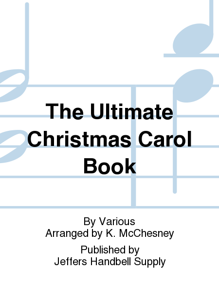 Cover of The Ultimate Christmas Carol Book