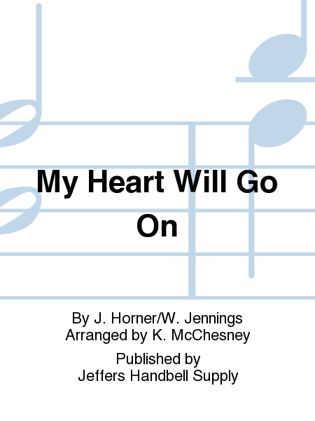 Cover of My Heart Will Go On