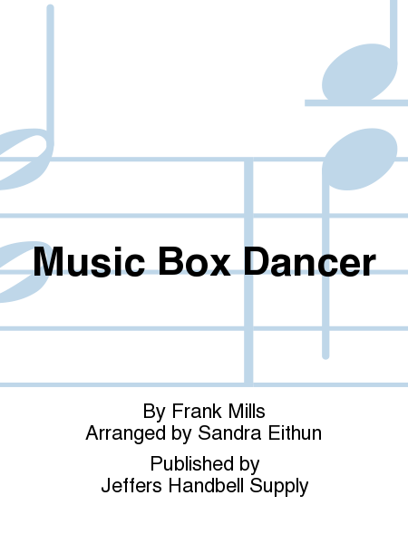 Cover of Music Box Dancer