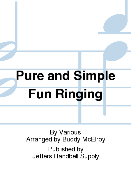 Cover of Pure and Simple Fun Ringing