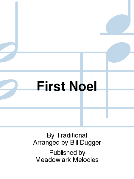 Cover of First Noel