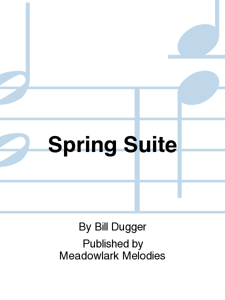 Cover of Spring Suite