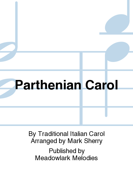 Cover of Parthenian Carol