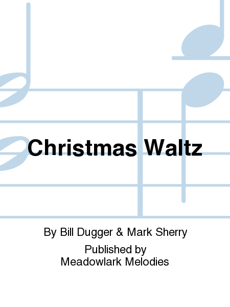 Cover of Christmas Waltz