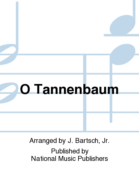 Cover of O Tannenbaum