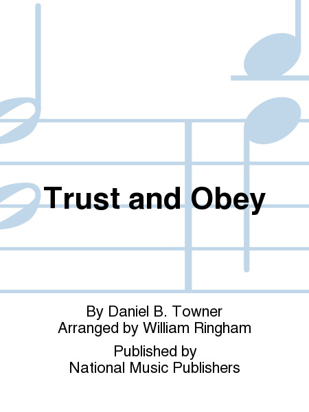 Cover of Trust and Obey