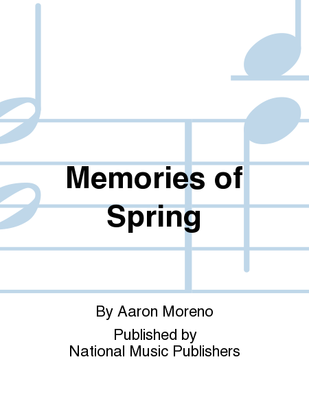 Cover of Memories of Spring