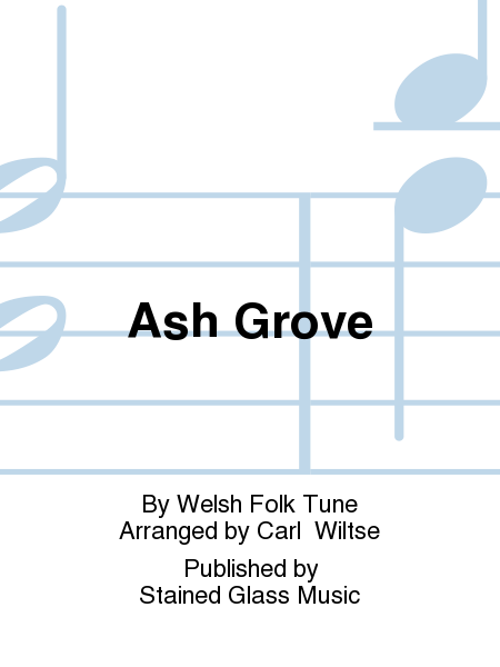 Cover of Ash Grove