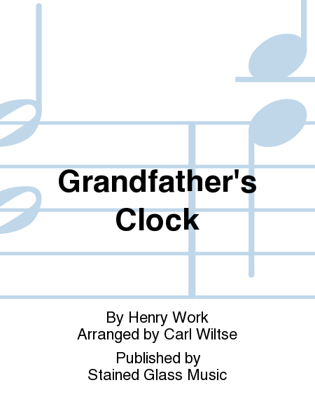 Cover of Grandfather's Clock