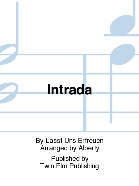 Cover of Intrada