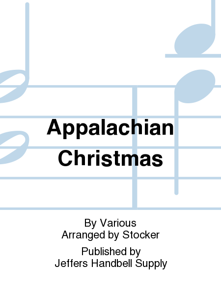 Cover of Appalachian Christmas