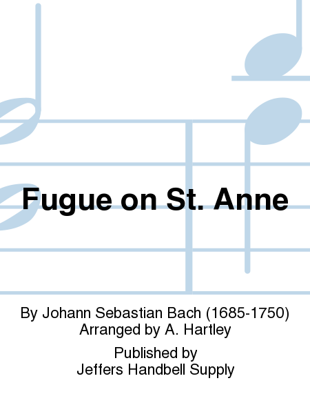 Cover of Fugue on St. Anne