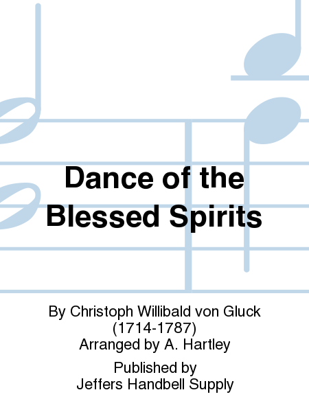 Cover of Dance of the Blessed Spirits