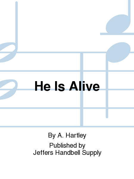 Cover of He Is Alive