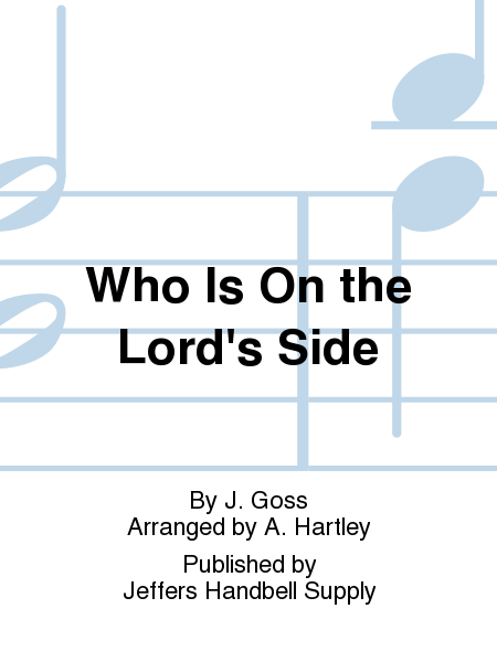 Cover of Who Is On the Lord's Side