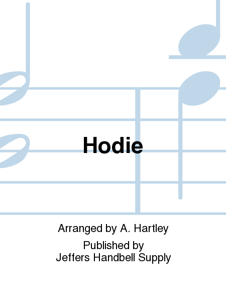 Cover of Hodie