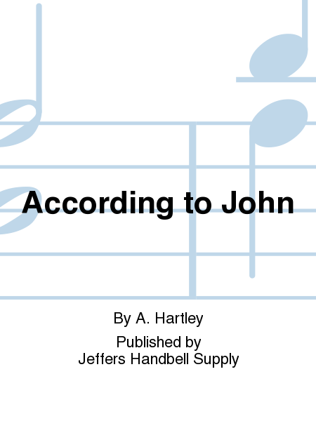 Cover of According to John