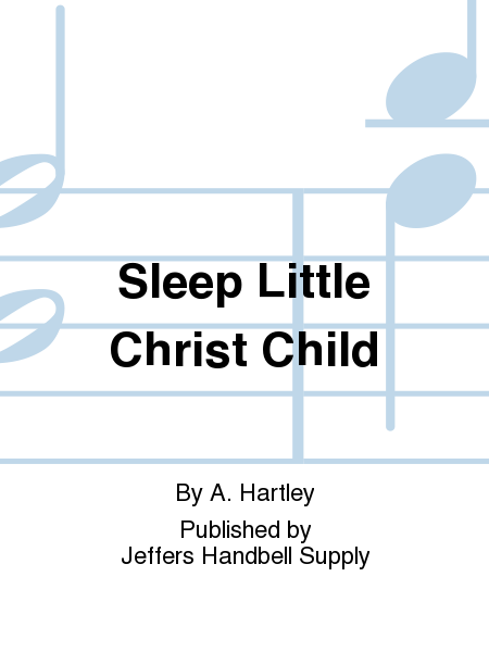Cover of Sleep Little Christ Child