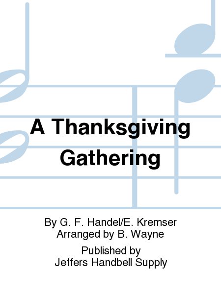 Cover of A Thanksgiving Gathering
