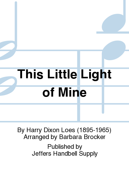 Cover of This Little Light of Mine