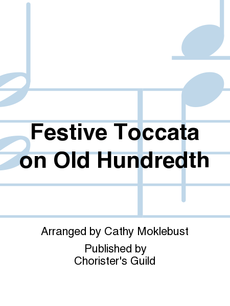 Cover of Festive Toccata on Old Hundredth